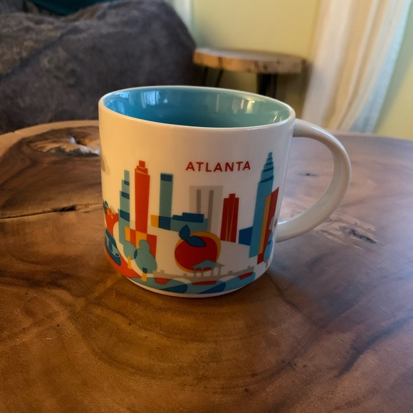 Starbucks Collectors Mug- Atlanta